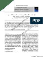 Large-scale+Vacuum+Vessel+Design+and+Finite+Element+Analysis