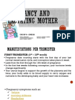Pregnancy and Lactating Mother