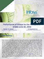 Info Q1FY2003-04