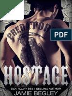Jamie Begley - Predators MC #3 - Hostage [Revisado]