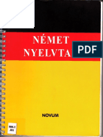 Nemet-nyelvtan