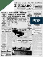 Le Figaro du 29 janvier 1968.