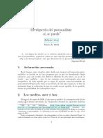 2012 05 11 Divulgacion Del Psicoanalisis Si Se Puede