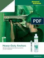 Diamond Walraven - Heavy_Duty_Anchors -Catalogue