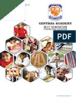 Central Academy School Jodhpur Prospectus