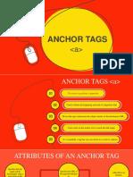 Anchor Tag