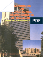 Handbook on Functional Requirements of Buildings