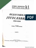 Mužinić, FIlozofija u Hrvata od 1918-1938