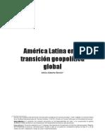5. América Latina en La Transición Geopolítica
