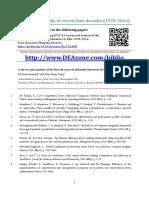 Publicações Com DEA