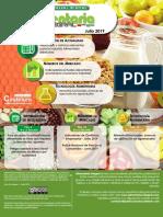 Alimentaria Integral Julio 2019