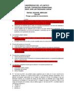 Taller Inventarios y Cuentas Por Cobrar