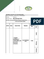Ipcrf sample