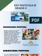 Region 8- Contemporary Arts