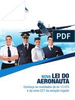 NOVA LEI DO AERONAUTA