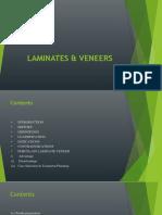 Laminates and Veneers