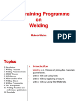 Basic Welding Programme.ppt