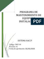 Programa de Mantenimieno Version Final 1...