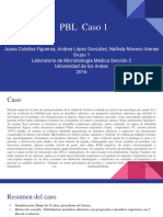 PBL 1 microbiología médica
