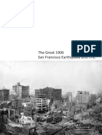 Great 1906 San Francisco Earthquake and Fire paper