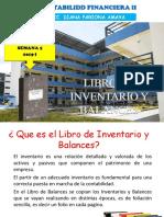 4° SESION LIBRO DE INVENTARIOS Y BALANCES