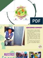 Catalogo Mujeres Ecosolidarias