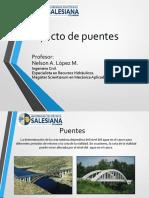 Clase 1 Cota Mínima Puente