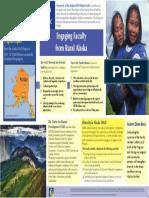 Strengthening Diversity in the Alaska LEND Program