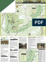 Cloudland Canyon State Park Map