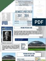 Premios Pritzker - Historia