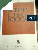 Califano 1986 Un Ejemplo de Hermenéutica Bíblica Etnográfica - El Caso Mataco