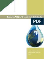 GLOSARIO HIDROLOGICO