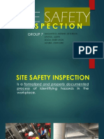 (6) Site Inspection 1