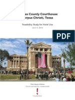 2019 THC Feasibility Study - Nueces County 1914 Historic Courthouse