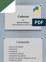 10 Cadenas