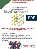Granos Moleculares