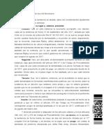 Acoge Demanda de Jactancia ICA Stgo Rol 9077-18