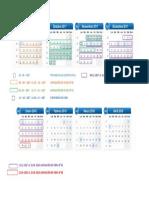 Calendario Obra 4