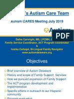 Delaware's Autism Care Team