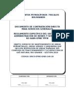 DCD SERVICIO RECURRENTE