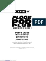 Manual FLOORPODPLUS Line6