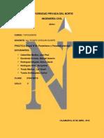 INFORME Grupal Paralelismo y Perpendicularidad