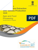 18 Banana Fibre Extraction and Textiles Production Unit