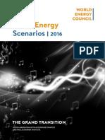World energy scenario PDF
