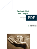Productividad Con Google PDF