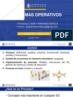 Clases Sistemas Operativos