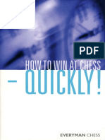 How to Win at Chess Quickly - Simon Williams