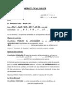 Contrato de Alquile1