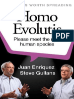 [Juan Enriquez] Homo Evolutis