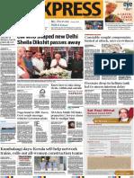 Indian Express 21-July-2019 Delhi-Edition
